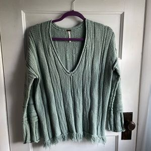 Free People sweater (NWOT)